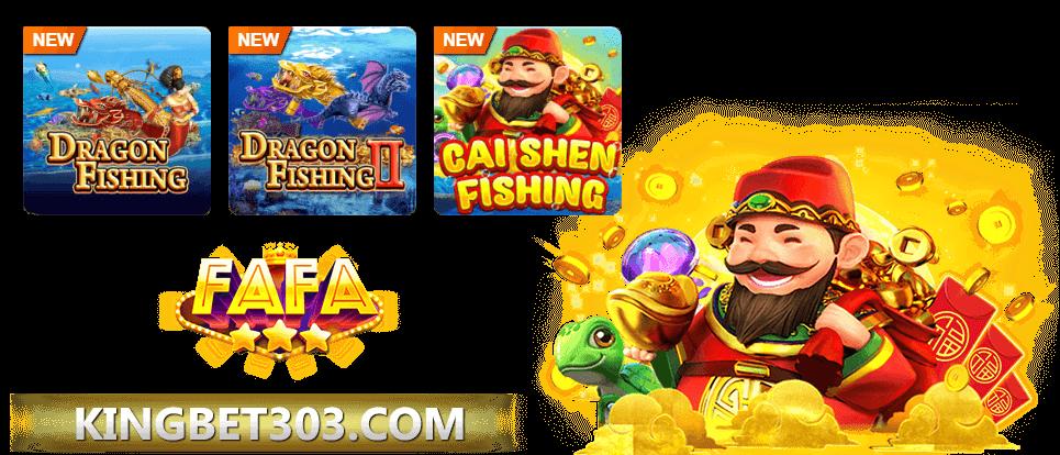 Tembak Ikan Online Fafa Slot